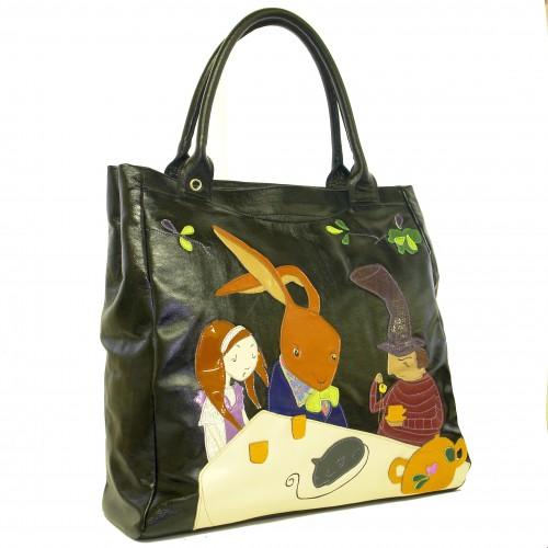 "Shopper bag ""Alice"""