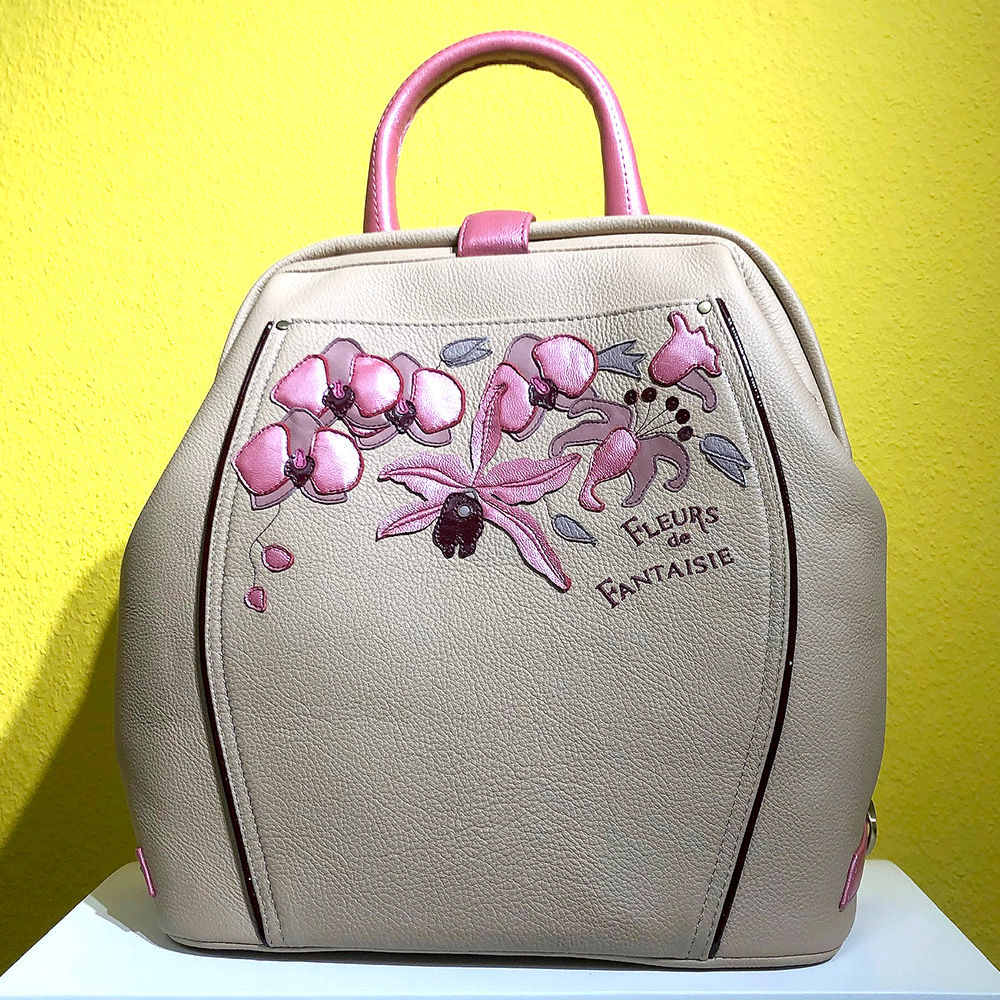 Orchids Medium Backpack 2