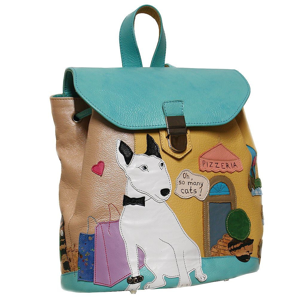 "Backpack ""Bull-terrier"""