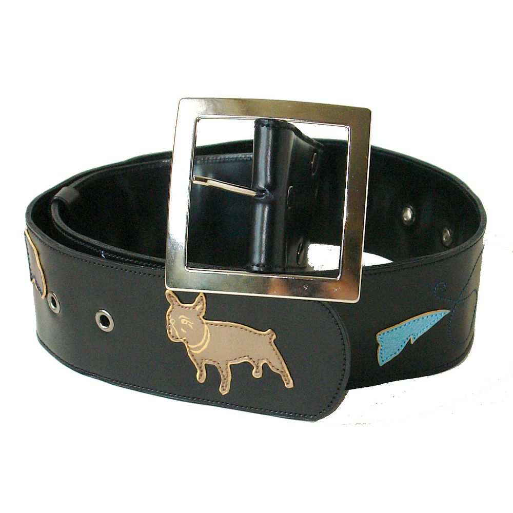 "Belt ""Little bulldog"""