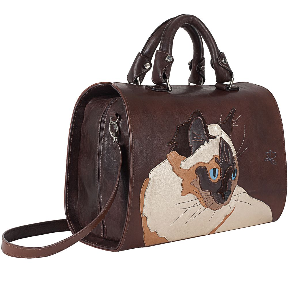 "Bag ""Siamese cat"""