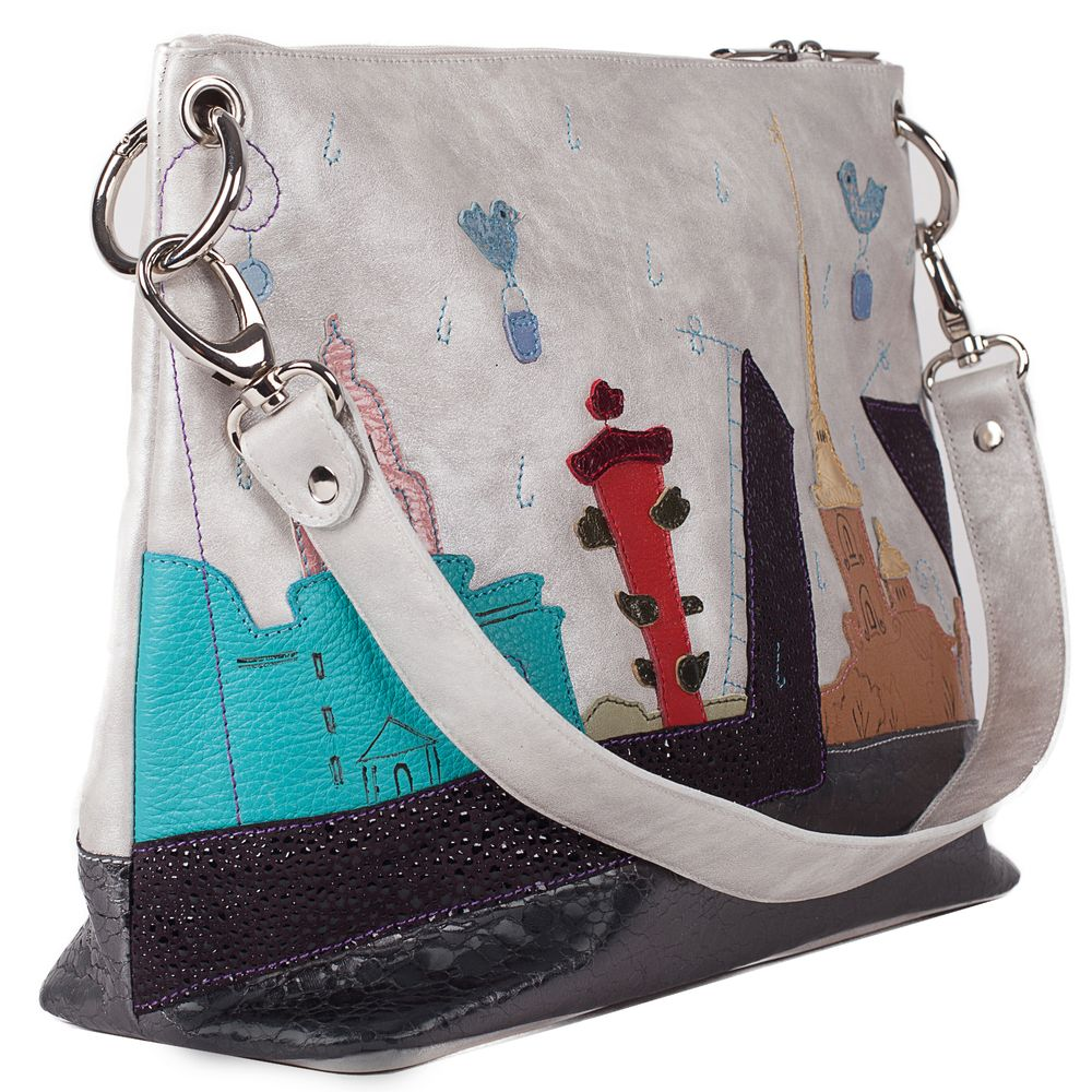 "Bag ""White nights"""
