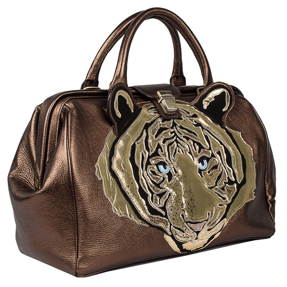 "Handbag ""Golden Night"""