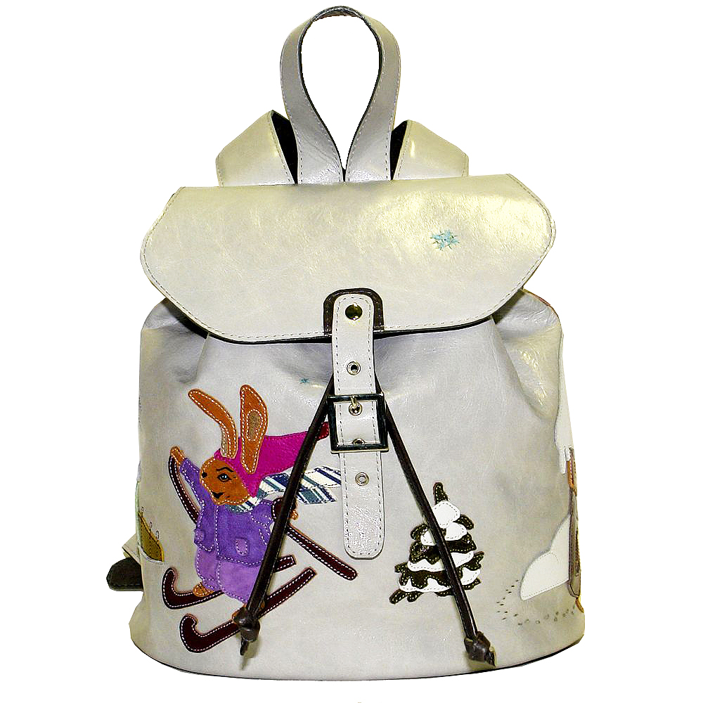 "Backpack ""Snow.Skis"""