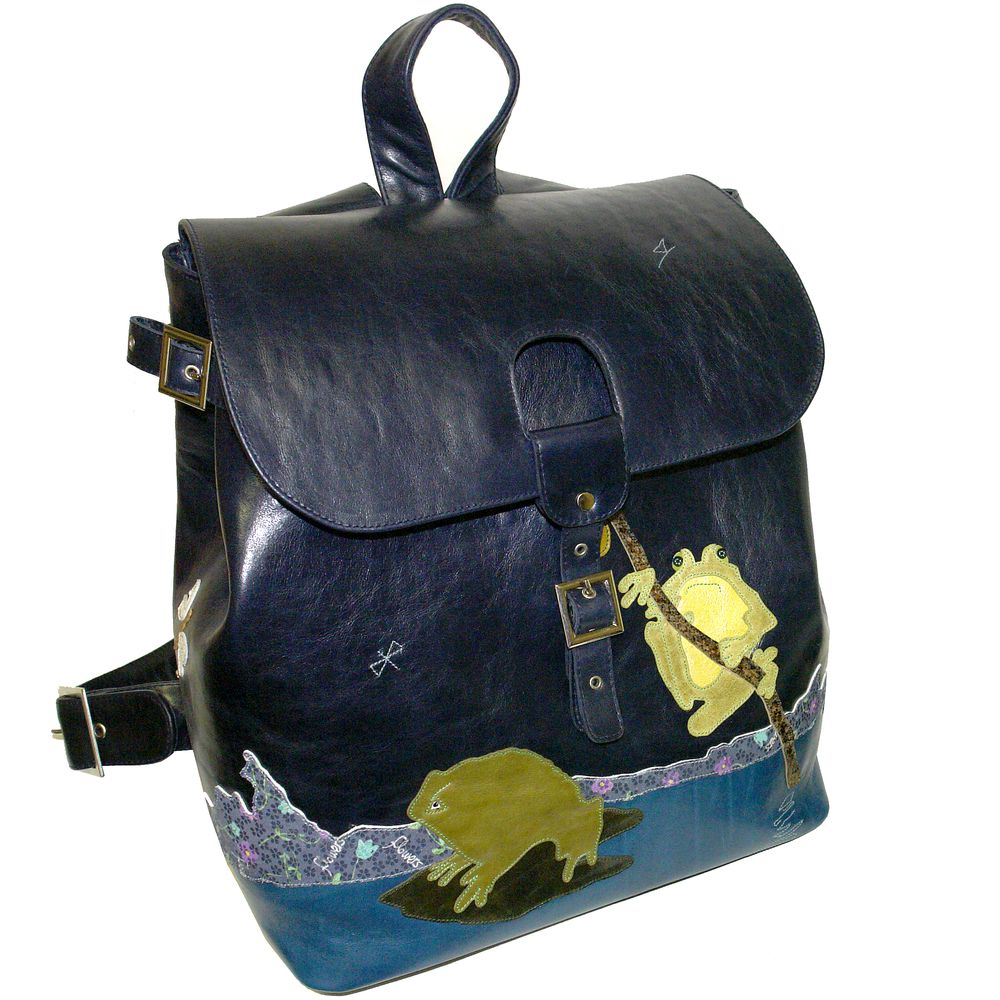 "Backpack ""Still bottomss"""