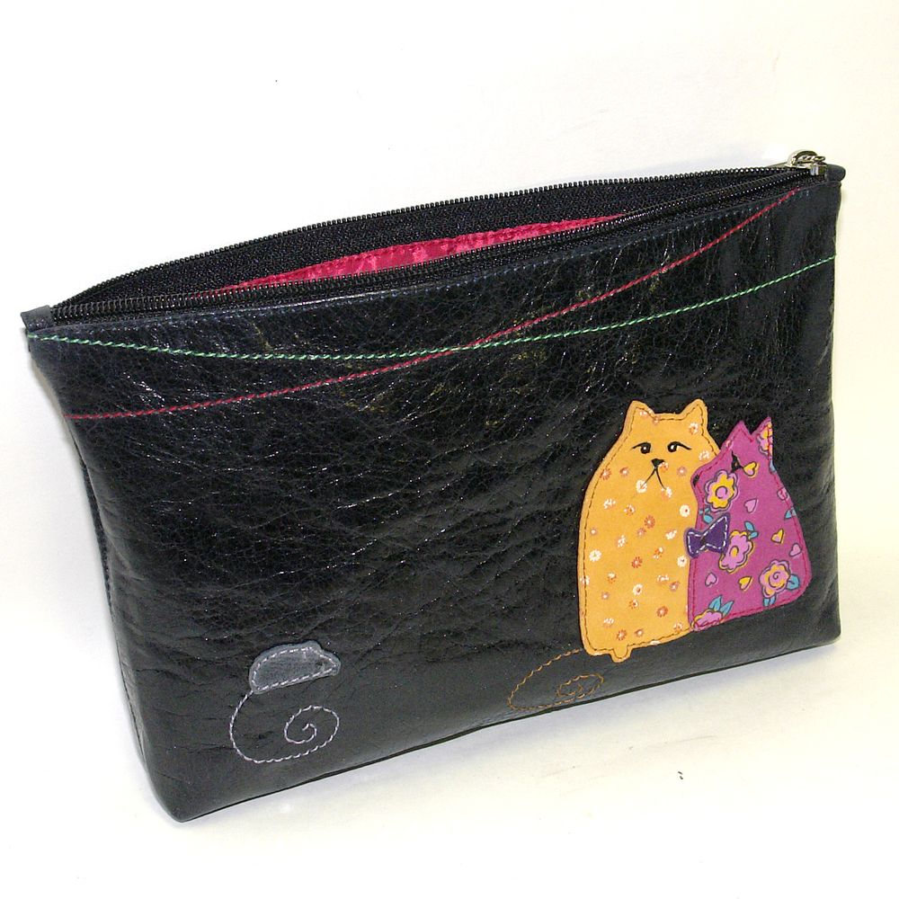 "Cosmetic bag ""Cats"""