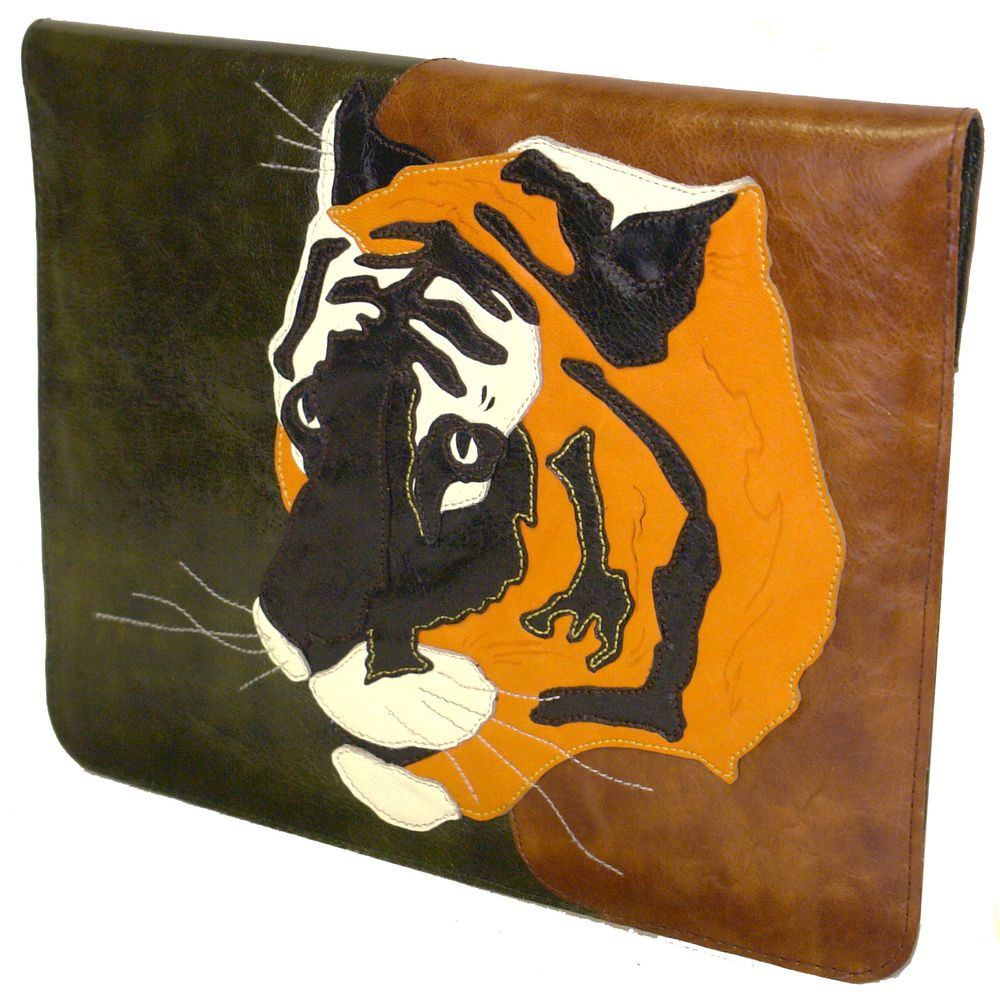"iPad case  ""Tiger"""