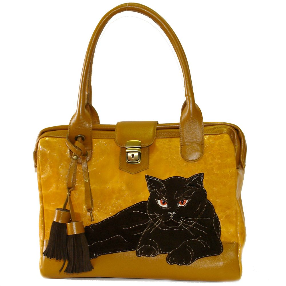 "Handbag ""British Shorthair"""