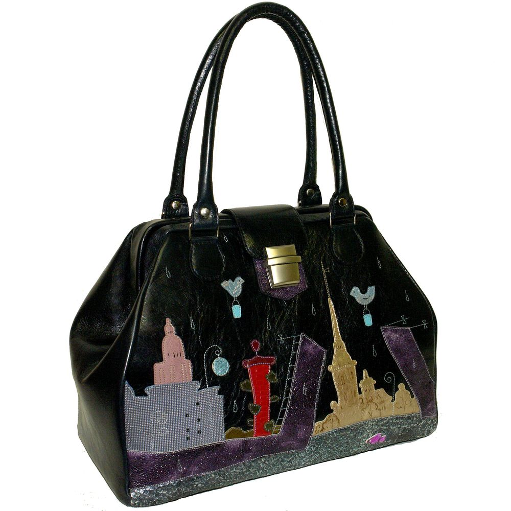 "Handbag ""Saint Petersburg"""